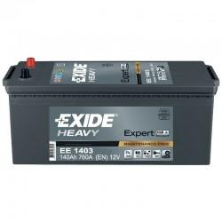 140AH EXIDE EXPERT