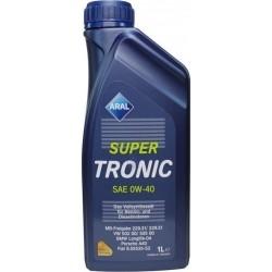 0W40 ARAL SUPER TRONIC 1L.