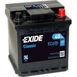 40AH EXIDE CLASSIC